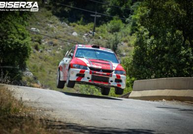 Entry List & convocation Rallye de Jezzine 2018