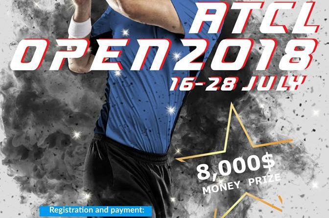 ATCL Open Tennis 2018
