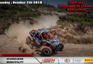 Entry List 4×4 Criterium