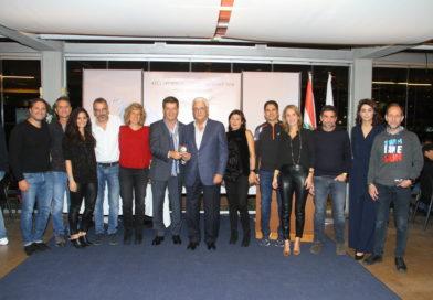 Gagnants des compétitions sportives de l'ATCL, honorés
