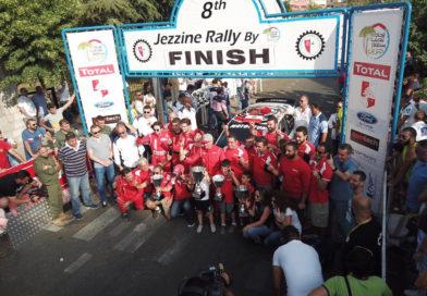 8ème Rallye de Jezzine 2019
